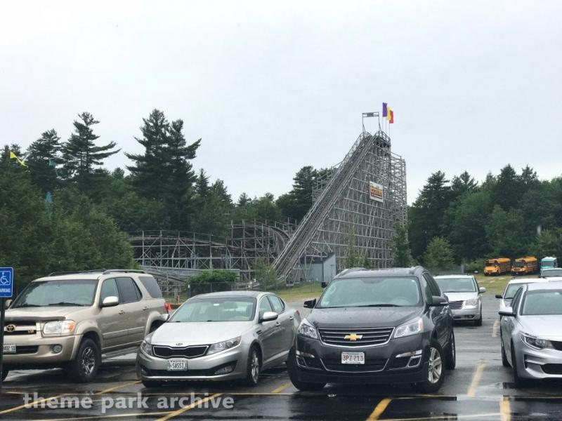 Excalibur at Funtown Splashtown USA