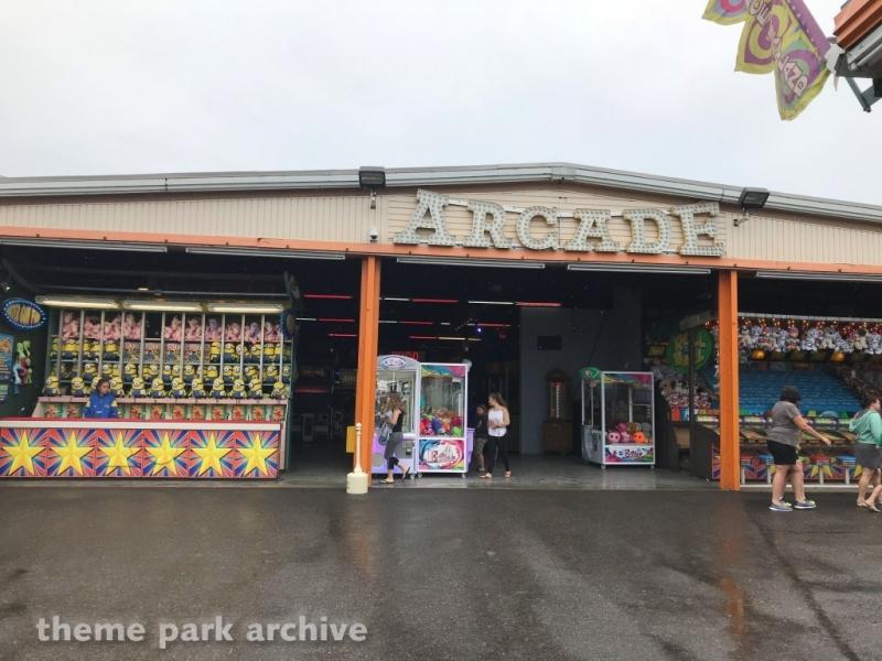 Arcade at Palace Playland