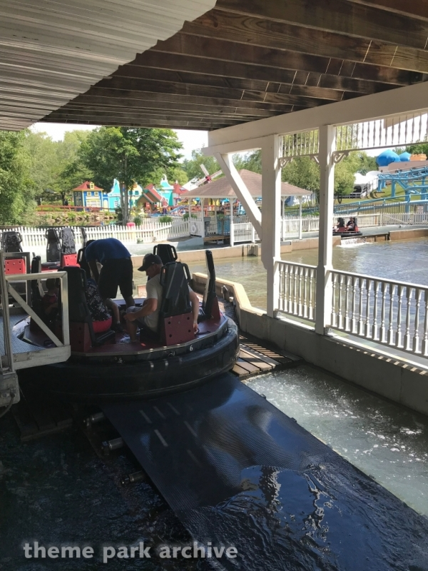 Dr. Geyser's Remarkable Raft Ride at Story Land