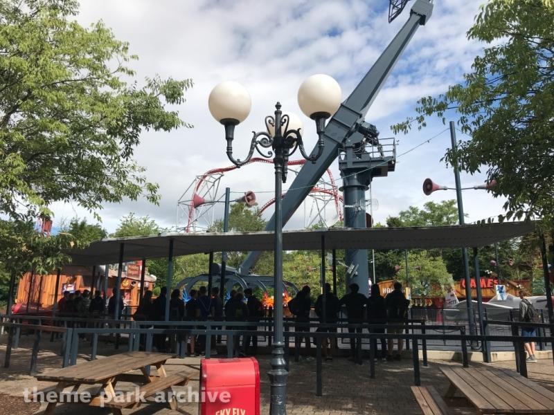 Sky Fly at Holiday Park