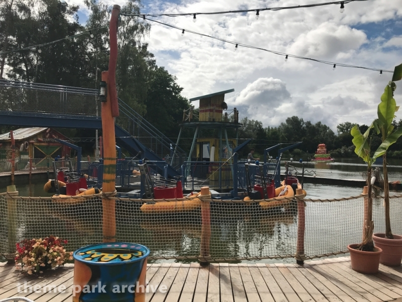 Beach Rescue at Holiday Park