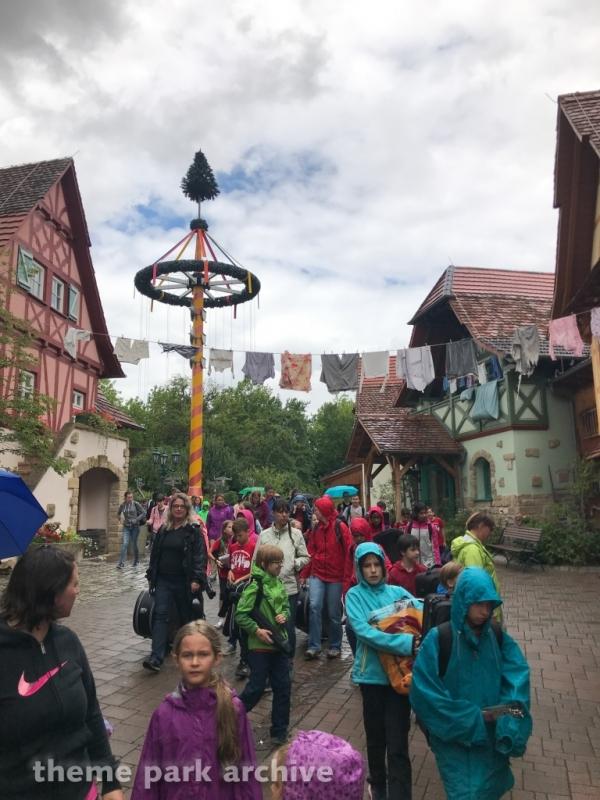 Dorfstrasse at Erlebnispark Tripsdrill