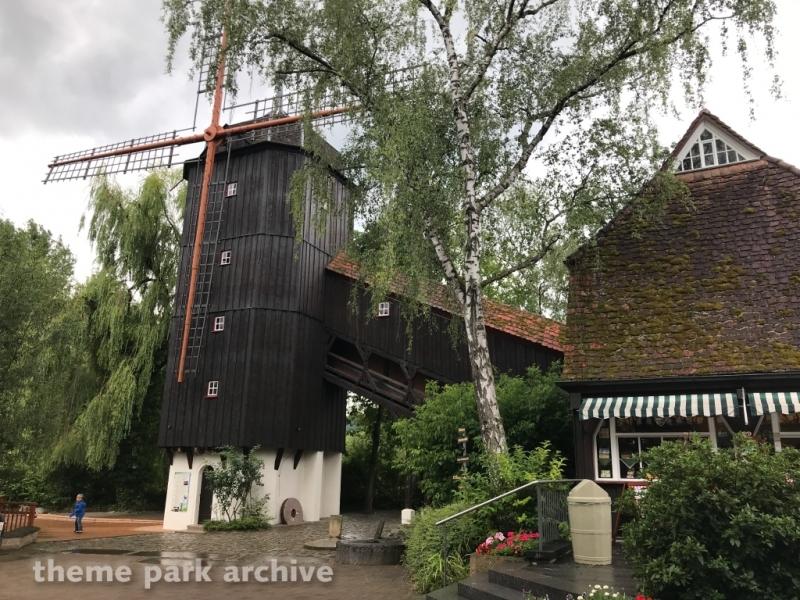 Altweibermuhle at Erlebnispark Tripsdrill