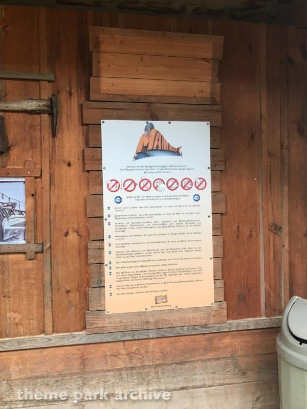 Mammut at Erlebnispark Tripsdrill