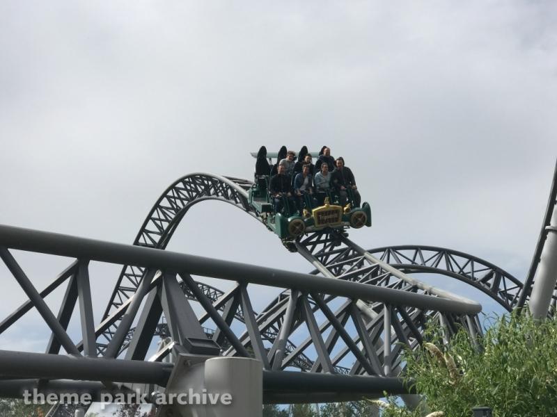 Karacho at Erlebnispark Tripsdrill