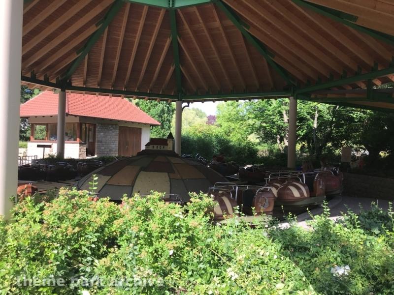 Schlappen Tour at Erlebnispark Tripsdrill