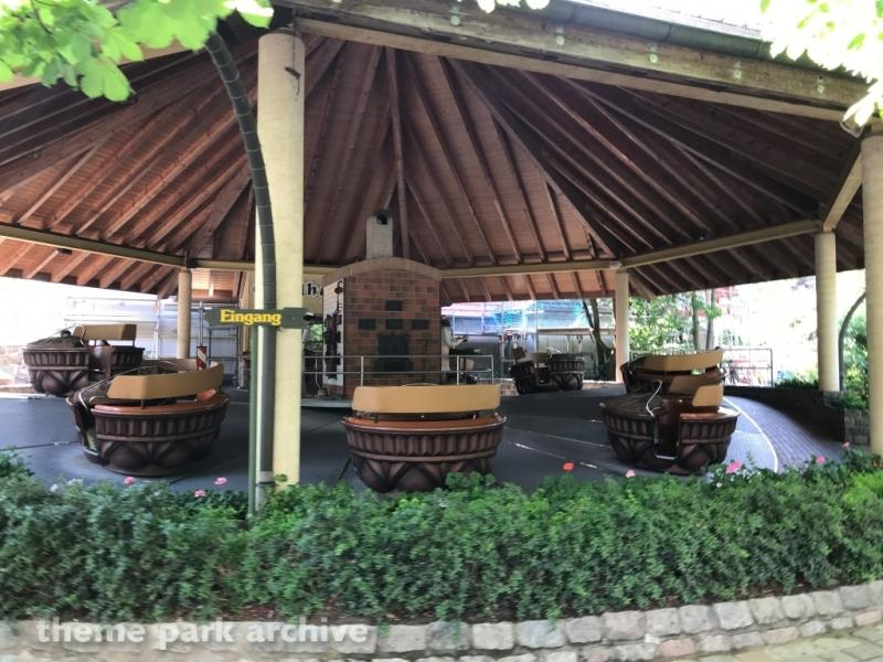 Gugelhupf Gaudi Tour at Erlebnispark Tripsdrill