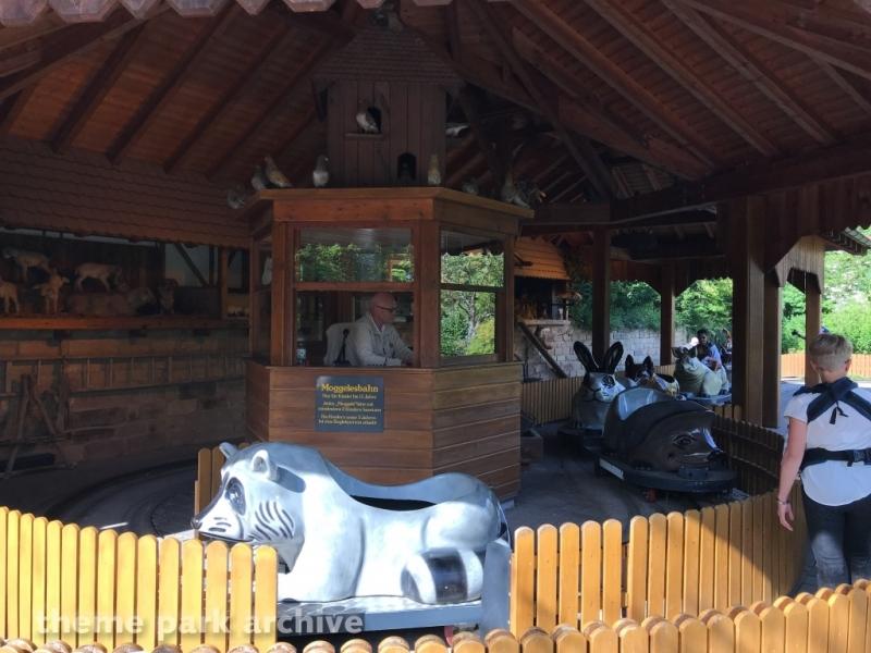 Frohlicher Weinberg at Erlebnispark Tripsdrill