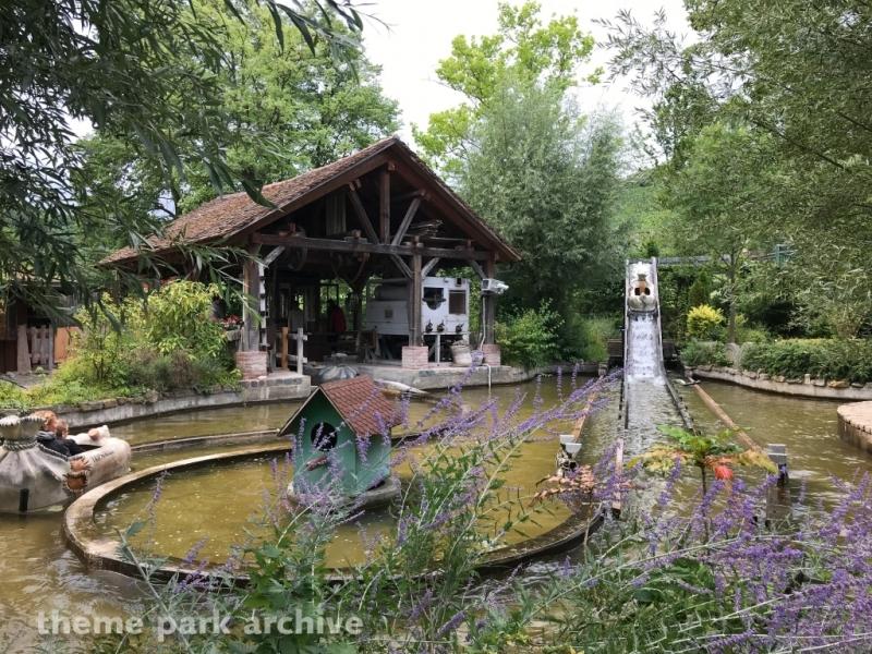 Muhlbach Fahrt at Erlebnispark Tripsdrill