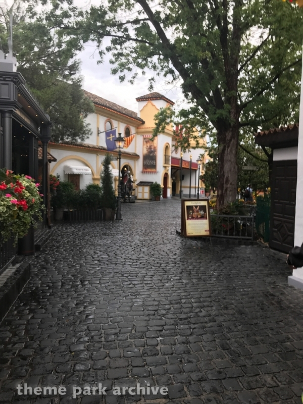 Spain at Europa Park