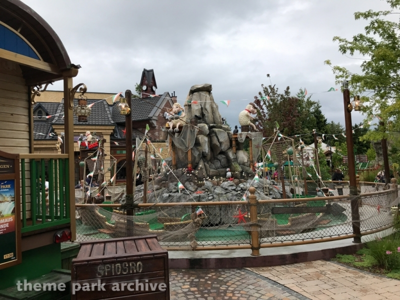 Paul's Playboat at Europa Park
