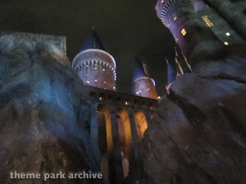 Harry Potter and the Forbidden Journey at Universal Islands of Adventure