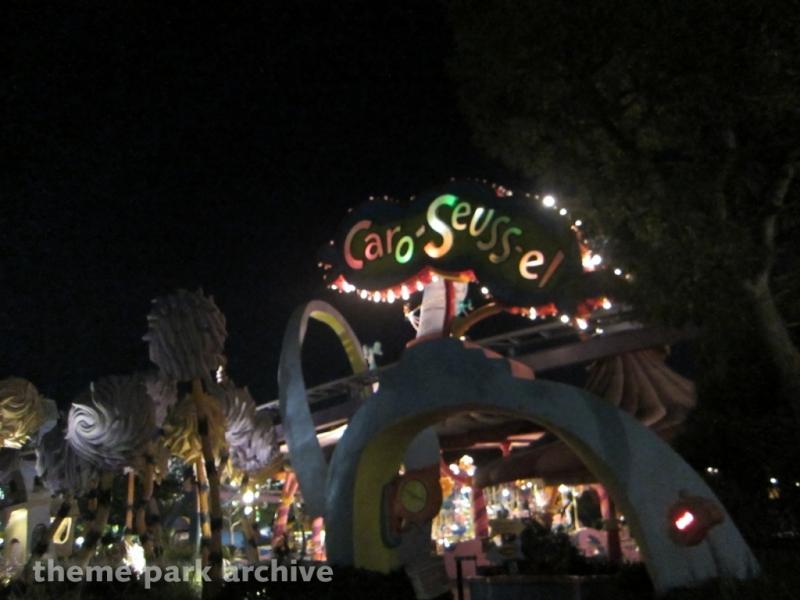 Caro Seuss El at Universal Islands of Adventure