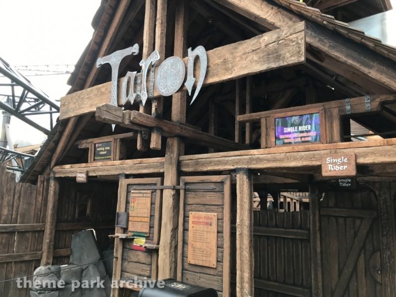 Taron at Phantasialand