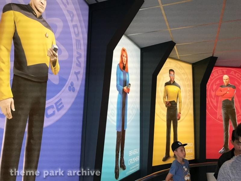 Star Trek Operation Enterprise at Movie Park Germany