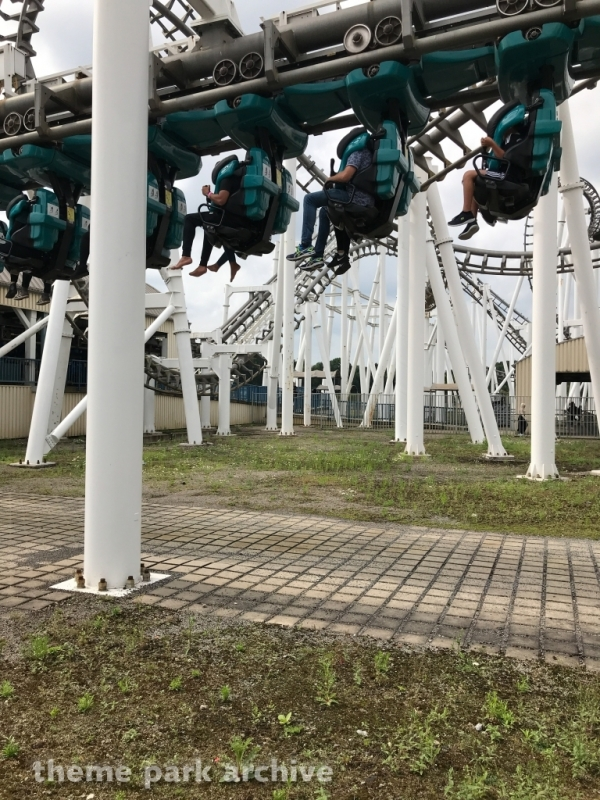 MP Xpress at Movie Park Germany