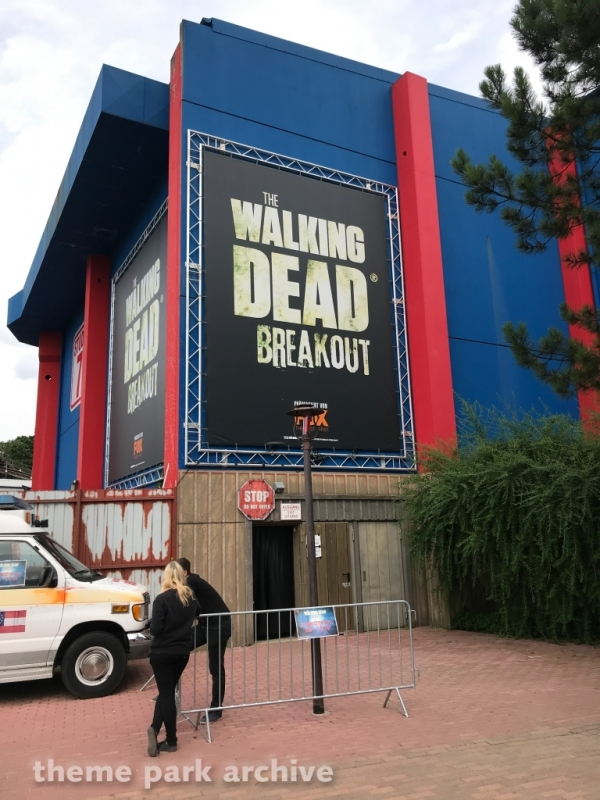 The Walking Dead Breakout at Movie Park Germany