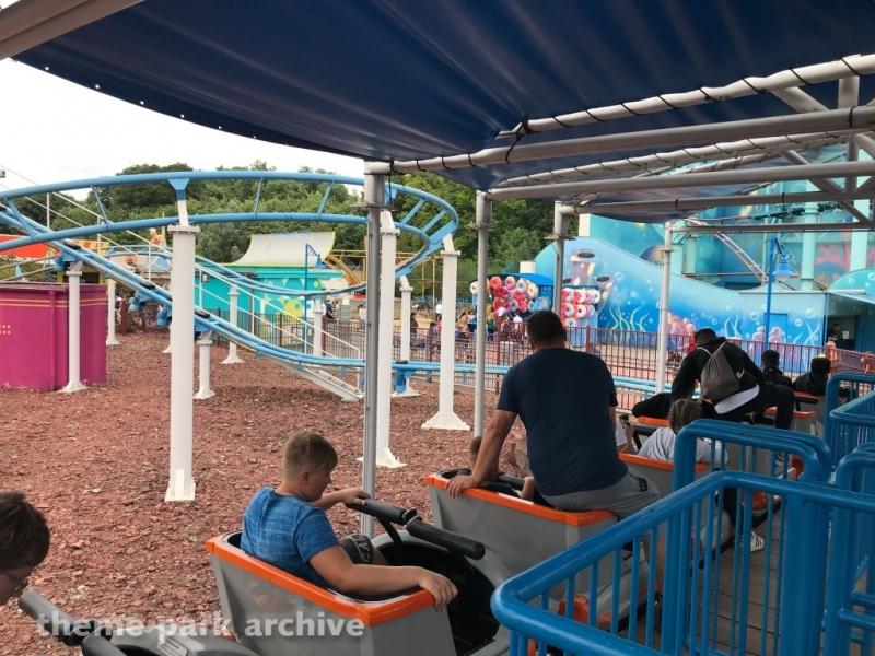 Backyardigans Mission to Mars at Movie Park Germany