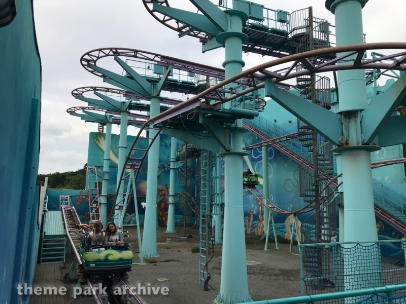 Ghost Chasers at Movie Park Germany
