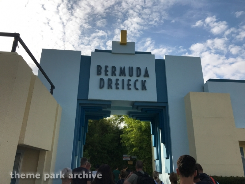 Bermuda Triangle at Movie Park Germany