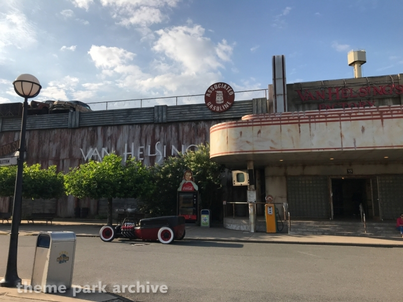 Val Helsings Factory at Movie Park Germany
