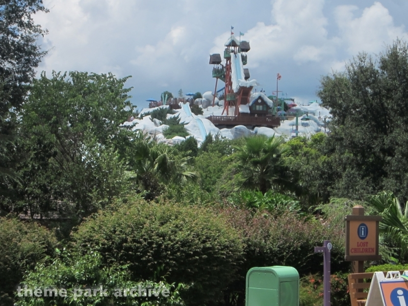 Summit Plummet at Blizzard Beach