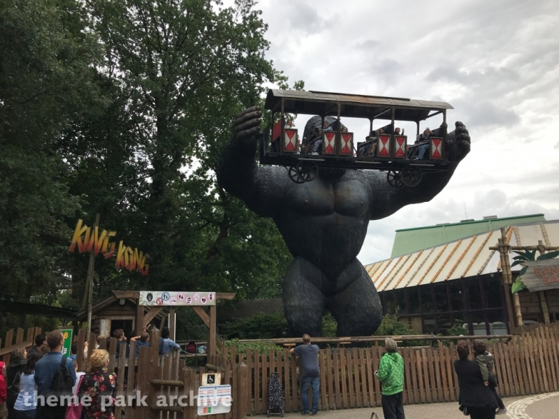 King Kong at Bobbejaanland