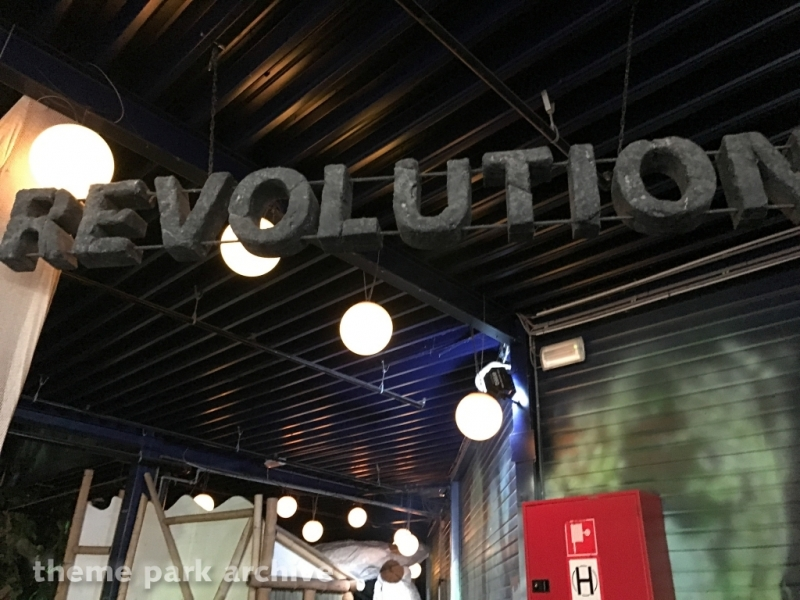 Revolution at Bobbejaanland