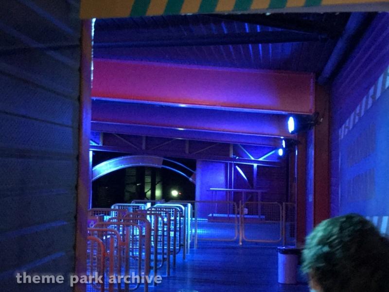 Psyke Underground at Walibi Belgium