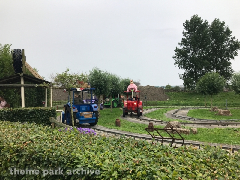 Old McDonalds Tractorrit at Drievliet