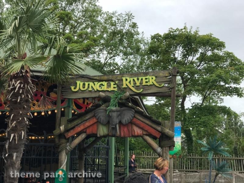 Jungle River at Drievliet