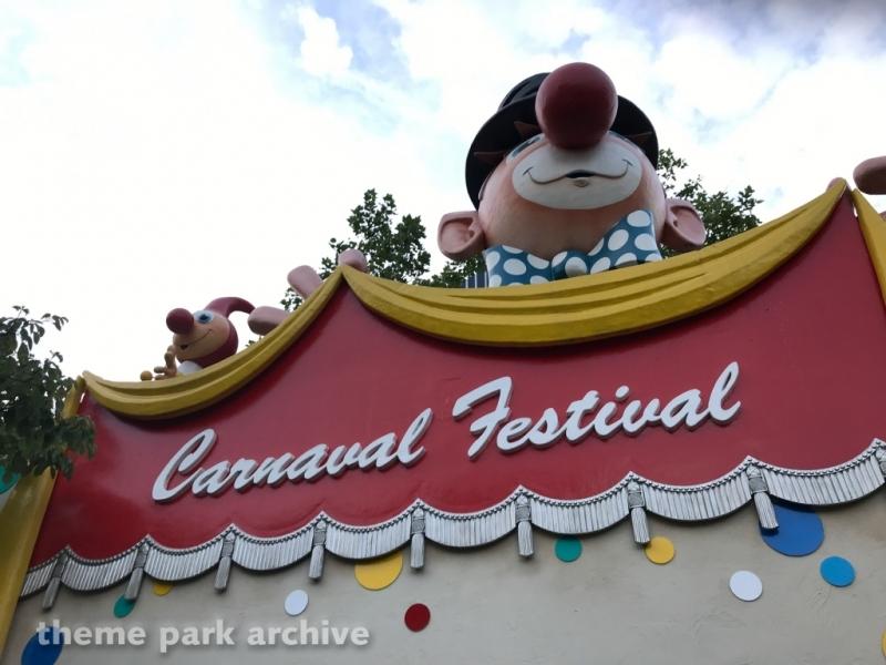 Carnaval Festival at Efteling