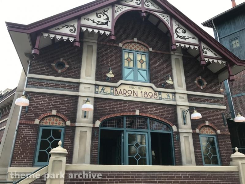 Baron 1898 at Efteling