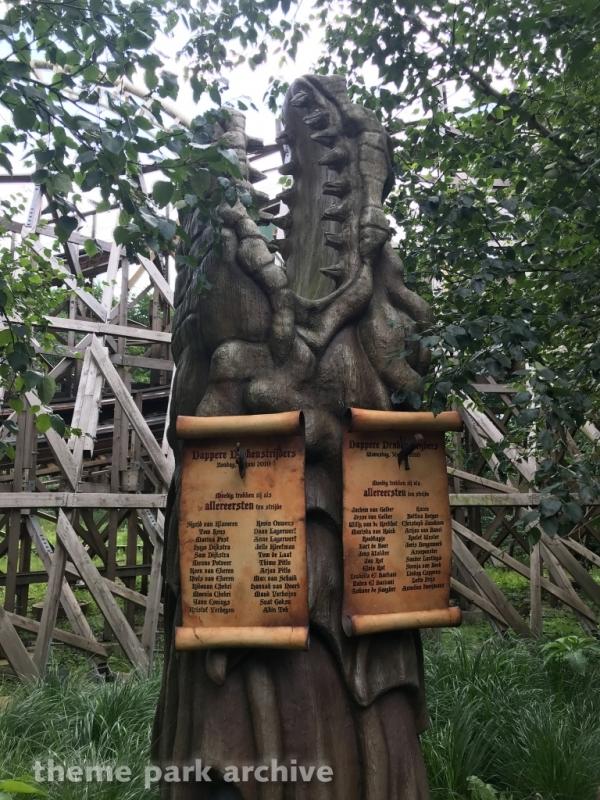 Joris en de Draak at Efteling