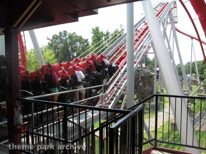 Vortex at Carowinds
