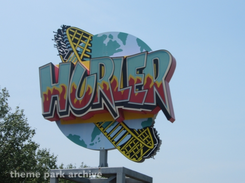 Hurler at Carowinds