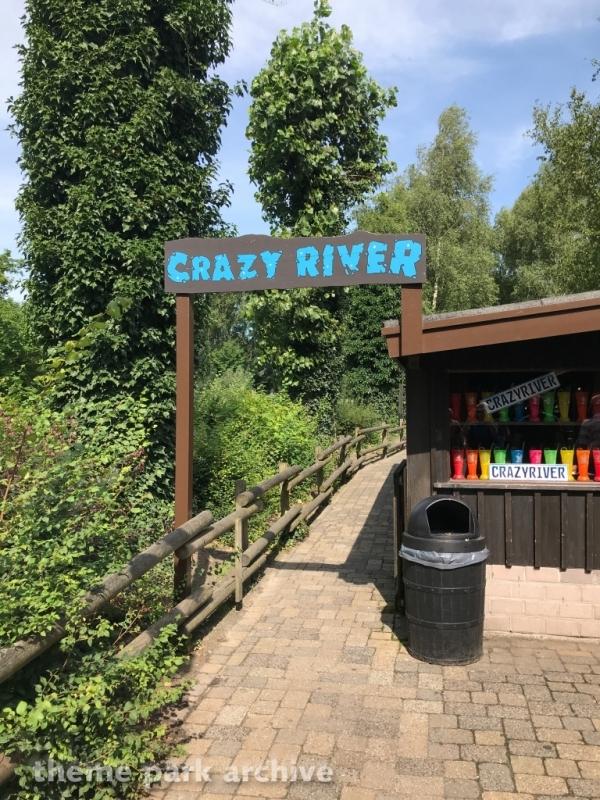 Crazy River at Walibi Holland