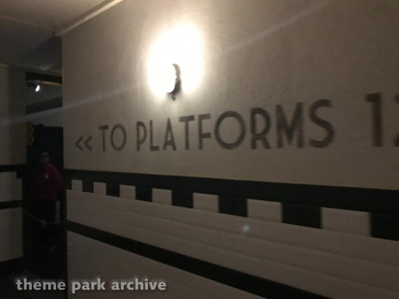 Xpress Platform 13 at Walibi Holland