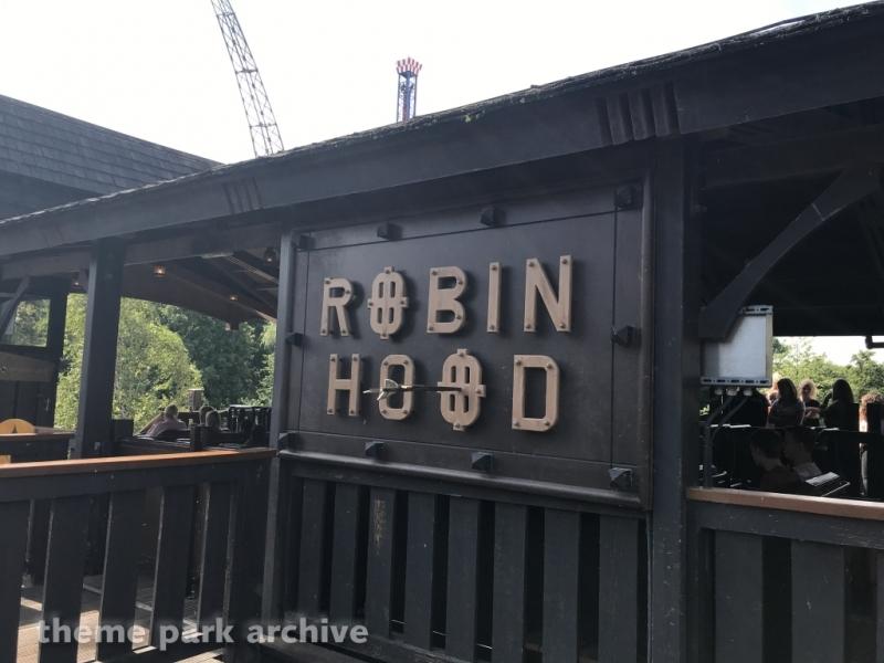 Robin Hood at Walibi Holland