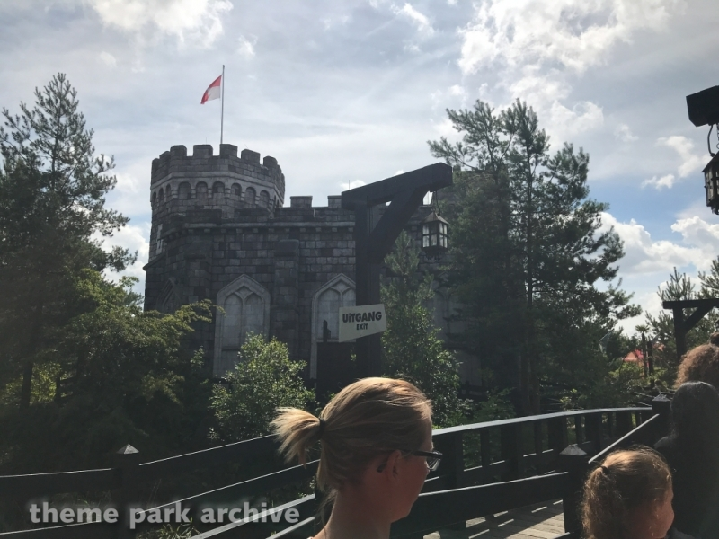 Merlin's Magic Castle at Walibi Holland
