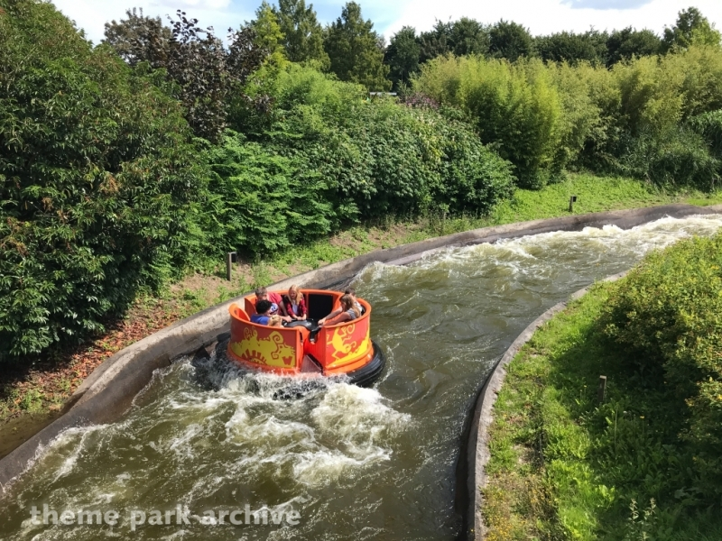 El Rio Grande at Walibi Holland