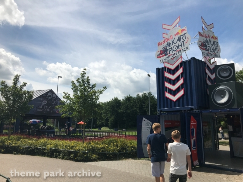 Red Bull Kart Fight at Walibi Holland