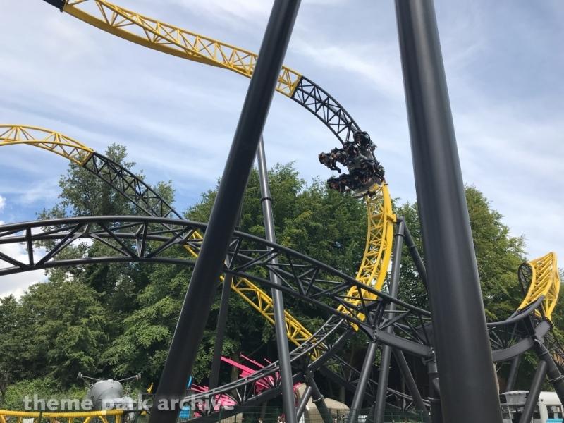 Lost Gravity at Walibi Holland