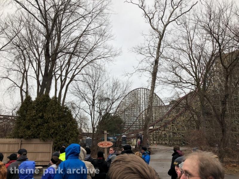 Steel Vengeance at Cedar Point