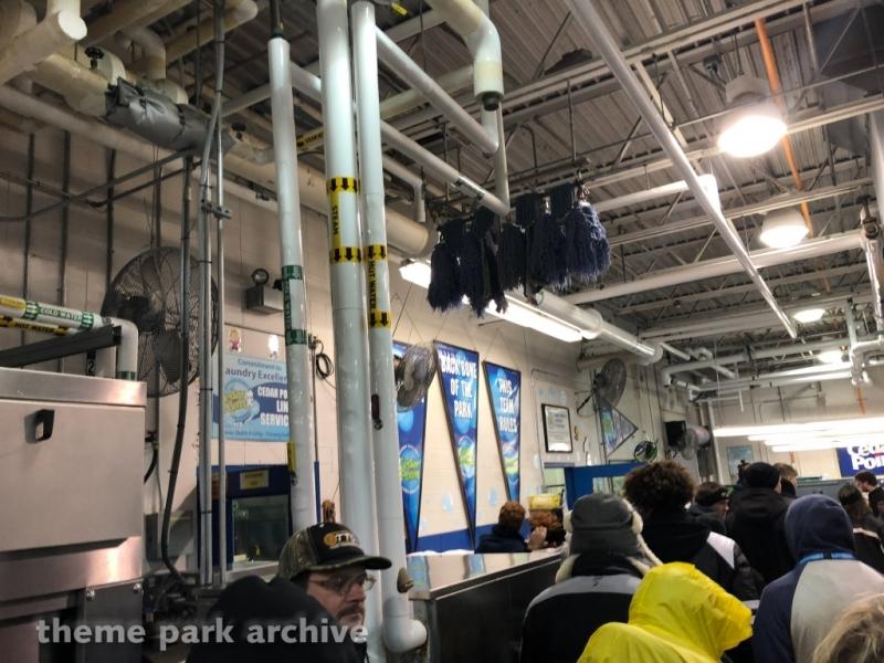 Linen Services at Cedar Point