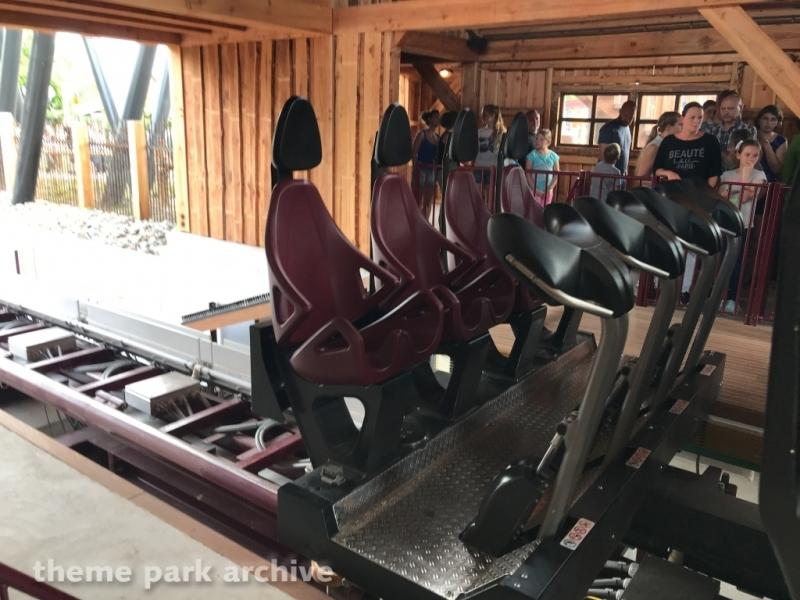 Gold Rush at Attractiepark Slagharen