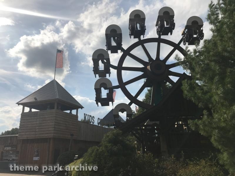 Chuck Wagon at Attractiepark Slagharen