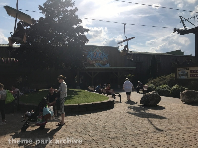 Aqua Mexicana at Attractiepark Slagharen