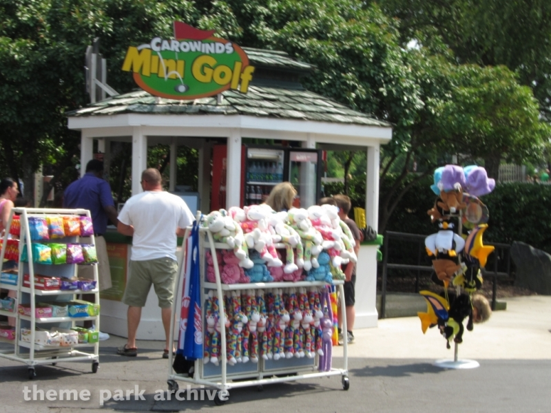 Carowinds Mini Golf at Carowinds
