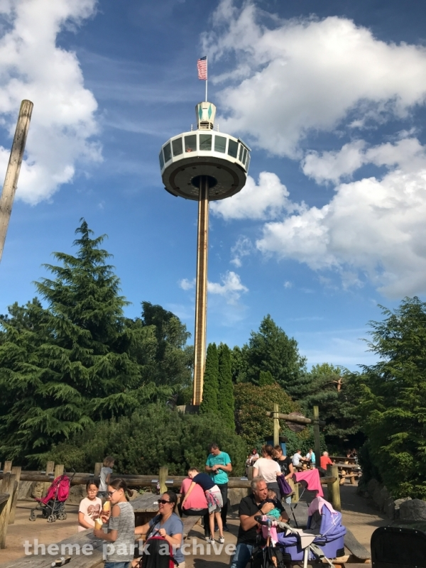 Sky Tower at Attractiepark Slagharen